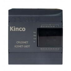 Kinco PLC K204ET-16DT CPU module